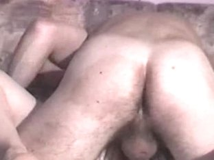Homemade sex tape with a mature couple fucking hard