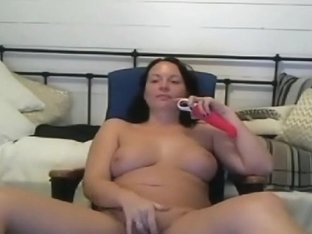 Beeing a slut, playing on webcam ;)