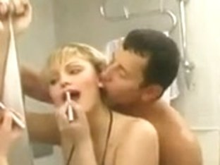 Sexy Russian wife drilled during the time that bathing