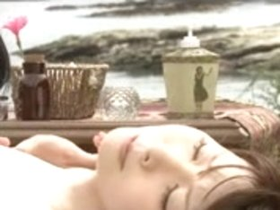Outdoor spa massage 1