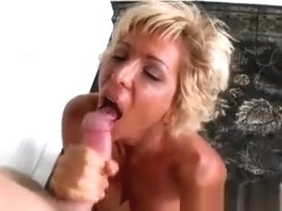 Mature Vixen Lyla Sucks And Fucks Gardener
