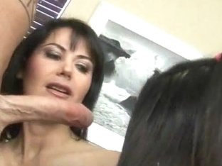 Mrs. Eva Teaches Gives This Teen A Sex Lesson