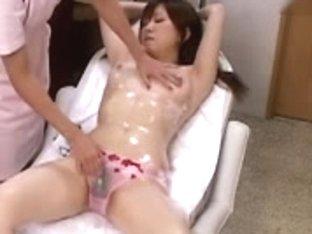 Massage on cutie sofa three