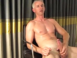 Silver Fox Daddy Solo