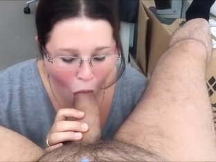Horny Amateur clip with blowjob scenes