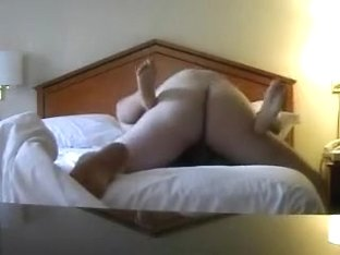 pumping the latina cunt again