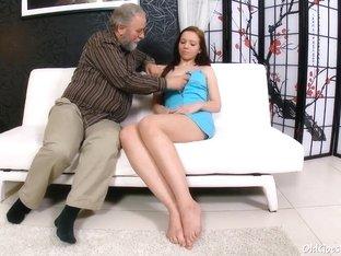 Amazing pornstars in Fabulous Oldie, College sex clip