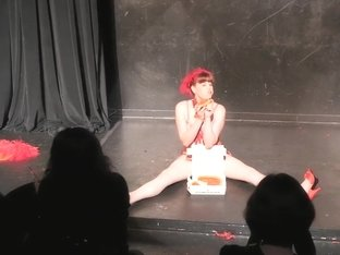 Burlesque Strip SHOW-Shocking Mix-006 Stripte Act