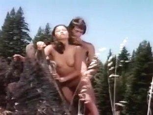 China Leigh, Blair Harris in Cave Woman