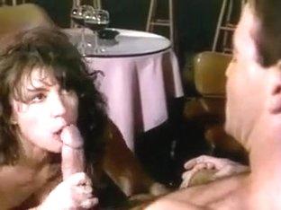 Passionate couple in this seductive scene