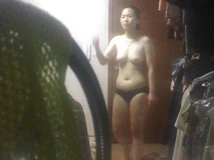 neighbor voyeur on korean girl