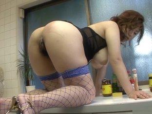 Incredible Japanese girl Naho Hadsuki in Exotic JAV uncensored Big Tits movie