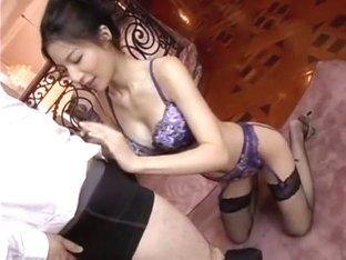 Crazy Japanese slut Anri Suzuki in Incredible Lingerie, Big Tits JAV video