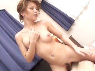 Horny Japanese chick Akane Hotaru in Best JAV uncensored Blowjob scene