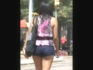 Freggin Short Jean Shorts