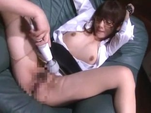 Best Japanese girl Rei Mizuna in Crazy Fingering, Threesomes JAV video