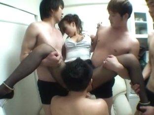 Incredible Japanese chick in Horny JAV video