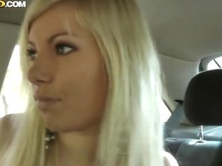 Blonde Dona wants public sex at the park to tame her wild urges