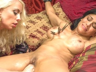 Incredible fetish, anal porn video with crazy pornstars Lorelei Lee and Beretta James from Whipped.