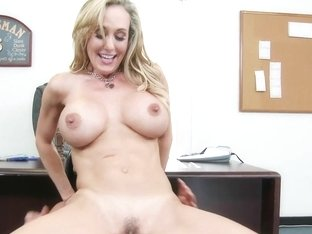 Brandi Love & Van Wylde in Naughty Office