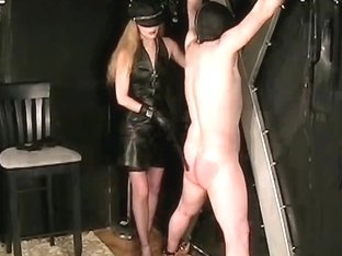 Dominatrixes love it to chastise