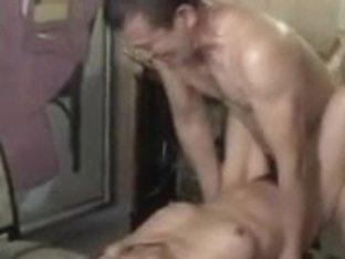 Sexy Milf, sex on the floor
