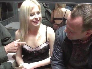 Amateur prostitute railed