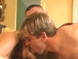 Male+Male+Female Bi Sexual Three-Some 65