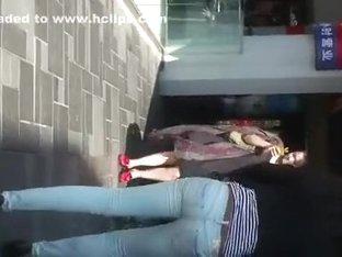 hot Chinese girl voyeur part 4