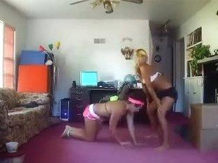 Fabulous twerking livecam dilettante movie