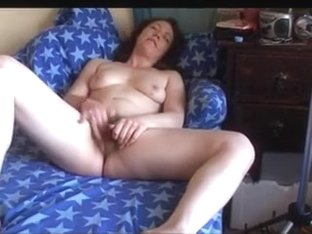 Cute young girl masturbates her hirsute cum-aperture