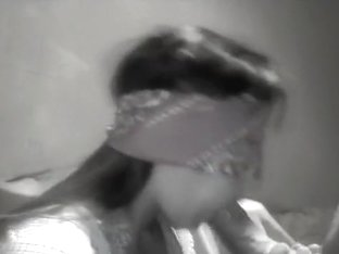 Delightful submisisve lalin girl blindfold irrumation