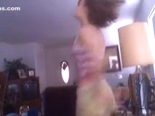Awesome wazoo popping livecam teenager episode