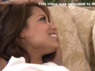 Hottest pornstar Trina Michaels in crazy blonde, facial adult clip