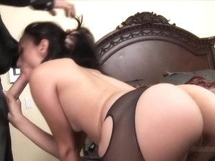 Exotic pornstar Fiona Cheeks in amazing small tits, tattoos porn clip