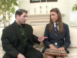 Crazy pornstar Carmen McCarthy in best facial, cumshots sex scene