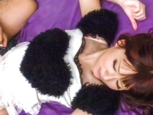 Fabulous Japanese girl Yurika Miyachi in Incredible JAV uncensored Fingering video