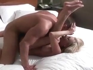 Blonde Bombshell Railed Missionary