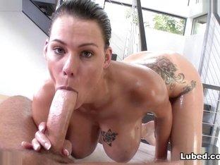 Incredible pornstar Peta Jensen in Horny Brunette, Tattoos adult clip