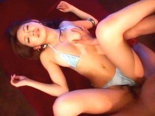 Fabulous Japanese model Kurara Tachibana in Exotic Bikini, Doggy Style JAV clip