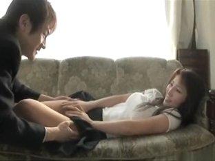 Fabulous Japanese slut in Amazing Creampie/Nakadashi, Blowjob/Fera JAV movie