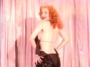 TAKE IT OFF - vintage nylons striptease stockings