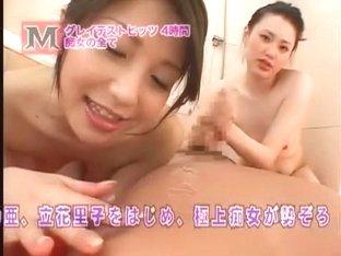 Best Japanese girl Kumi Anna in Hottest JAV scene
