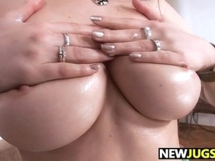 Big natural euro tits on Mona Lee