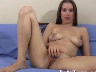 She gives YOU very detailed masturbation instruction