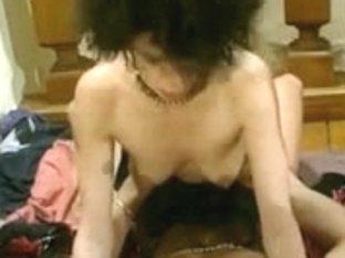 Slender German Whore Acquires Her Hawt Dark Hole Reamed