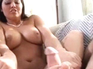 2 randy sluts foot fucking fella