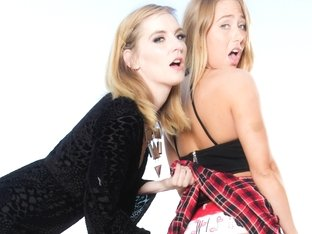 Carter Cruise & Mona Wales in My Evil Stepmom Fucked My Ass #02 Video