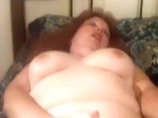 Redhead mature self masturbation