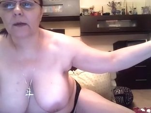 maturelady5u intimate record on 1/24/15 21:34 from chaturbate